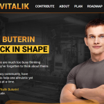 Review: FitVitalik ICO to help Vitalik Buterin get in Shape