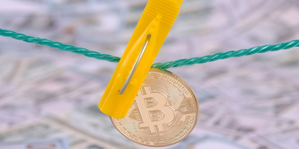 Money laundering with cryptocurrency