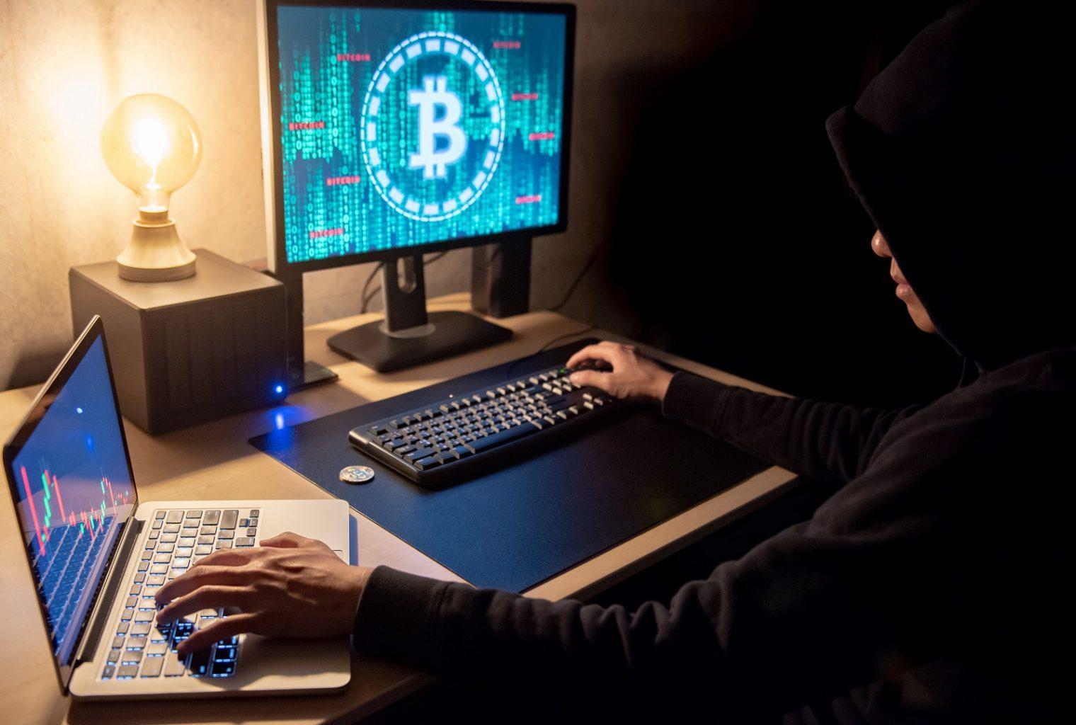 Cryptocurrency money laundering uk