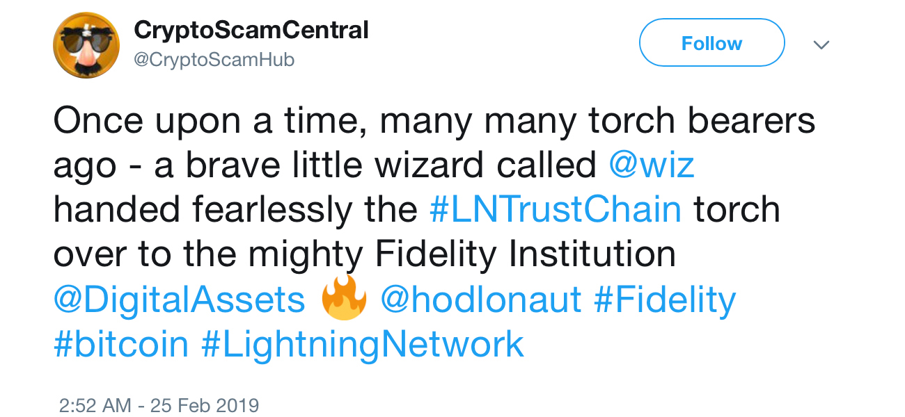 Lightning Network: Cool Enough for Twitter Jack and Fidelity But Not Iran