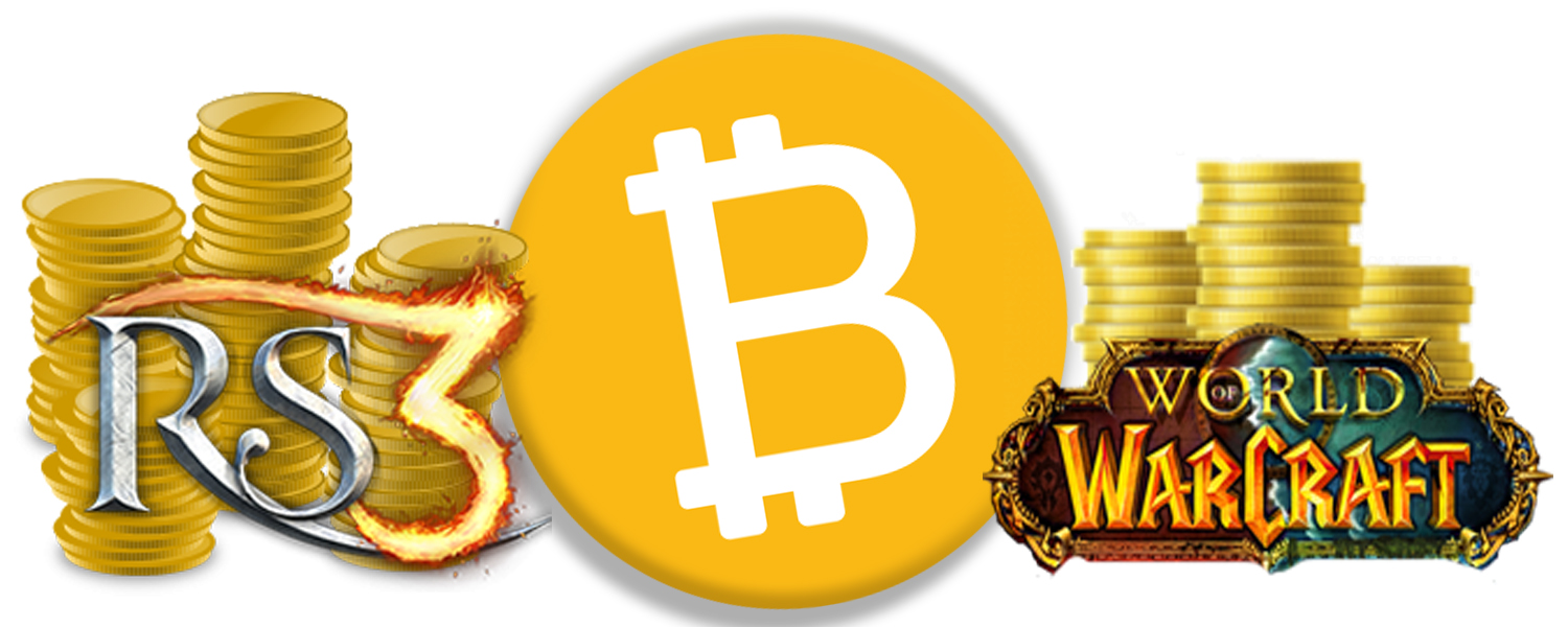 The Long Relationship Between In-Game Gold and Bitcoin Continues to Thrive