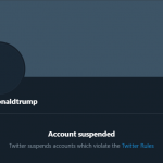 Donald Trump Banned From Twitter in Final Days of Presidency